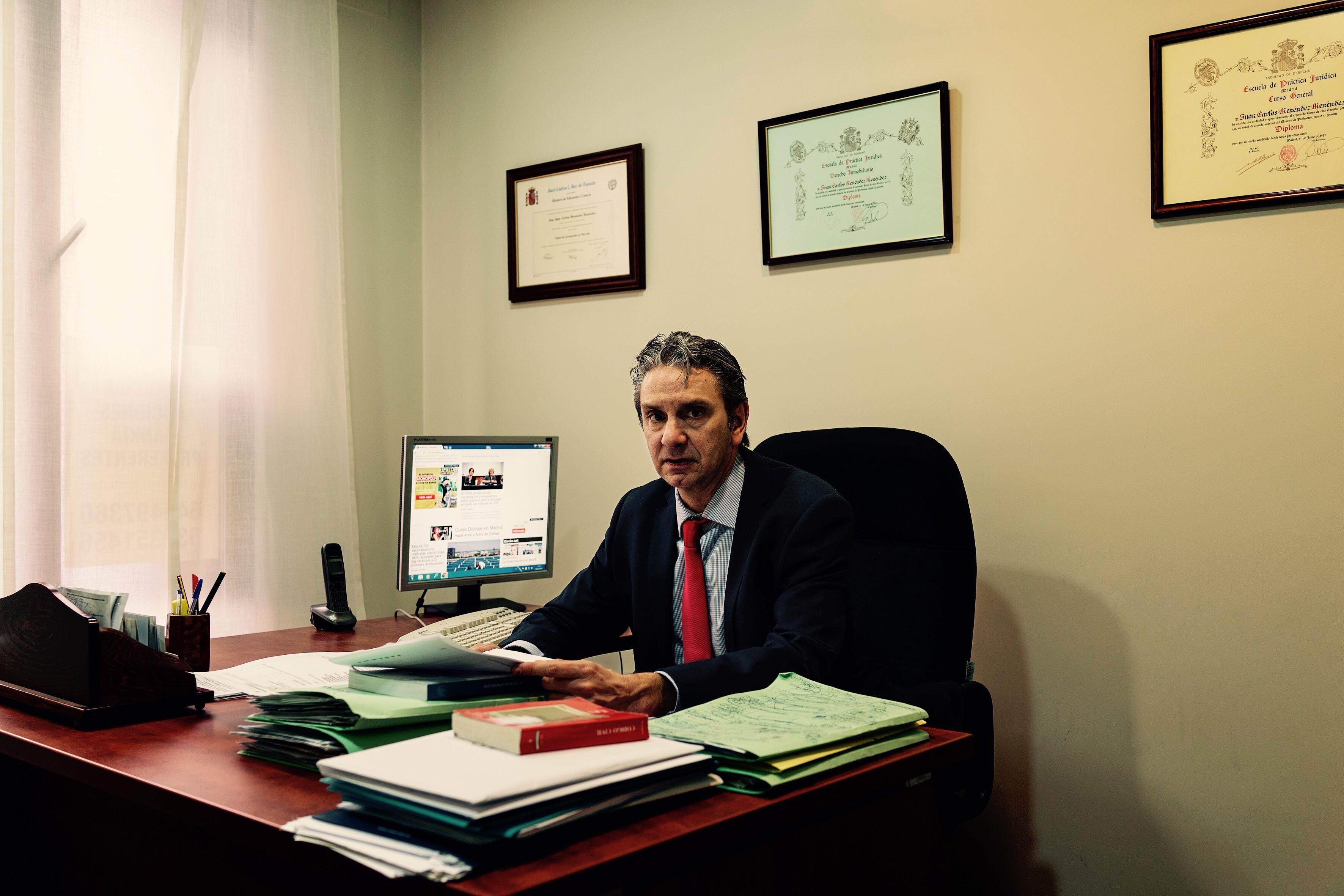 Bufete de abogados Menéndez y asociados - Juan Carlos Menéndez